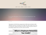 Hire Bookkeepers For Employee Retention Tax Credit