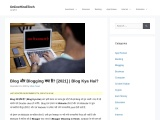 Blog Aur Blogging Kya Hai | Blog Kya Hai?