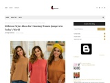 Ladies Jumpers UK – New Style Jumpers For Girls!