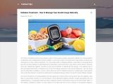 Natural Diabetes Treatment – Natural Cure For Diabetes