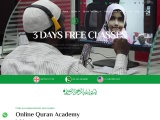 Online Quran Academy – Quran Academy for Kids, Adult in UK, Australia, USA