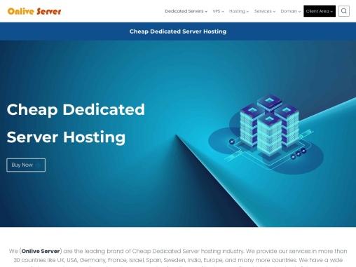 Improve Website Performance with Dedicated Server Hosting