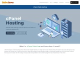 Get Most Stronger cPanel Web hosting by Onlive Server.