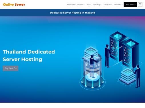 Grab Thailand Dedicated Server by Online Server