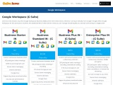 Get Dynamic platform of Google Workspace by Onlive Server