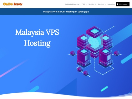 Get The Flexible Malaysia VPS Hosting By Onlive Server