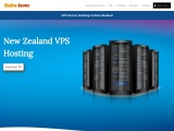 Purchase Best New Zealand VPS Hosting Plan from Onlive Server