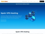 Get Spain VPS Hosting with Ultra-carefulness By Onlive Server