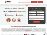 Self Drive Cars Coimbatore | Self Drive Car Rent in Coimbatore