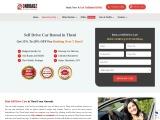 Self Drive Car in Theni | Luxury Car Rental in Theni for Self Driving