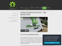 Open Source Ecology Deutschland