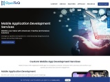 Best Mobile app development company in USA   OpenTeQ