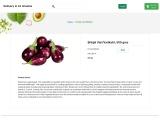 Buy brinjal online in telangana
