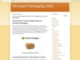 Buy Eco-Friendly Custom Burger Boxes at Wholesale Rate
