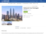 Malaysia tour packages – origin tours and travels