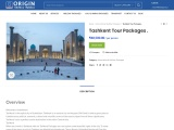 Tashkent tour packages – Origin tours and travels
