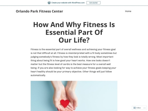 How And Why Fitness Is Essential Part Of Our Life?