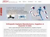 Orthopedic Implants Manufacturer | Types of Orthopedic Instruments