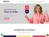ORYON | Web Hosting, Cloud- Email Hosting, Managed and Unmanaged VPS, AWS Cloud, Domain Registration