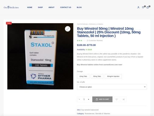Buy Winstrol Online   Winstrol For Sale (Stanozolol)   10mg,50mg, 50mg/ml