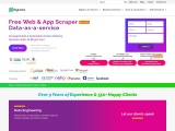 Web Scraping Services | Outsource Bigdata