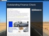 check outstanding finance on car