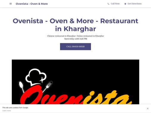 Ovenista – Oven & More – Fast Food Restaurant in Kharghar