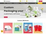 Custom CBD Boxes – Printed CBD Packaging Boxes