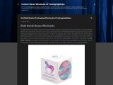 Get Bath Bombs Packaging Wholesale at PackagingNinjas
