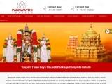 Tirupati Balaji Darshan Booking From chennai