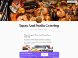 What to Expect When You Choose Paella Catering