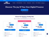 business hosting plans in cheap rates