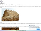 Best Tiki Huts Company in South Florida