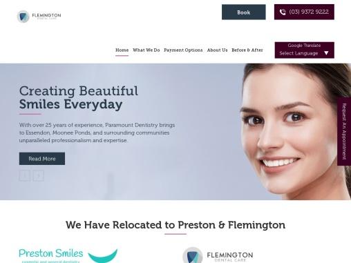 Paramount Dentistry – Australia