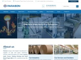 Stock Preparation & Pulp Line Machinery for Paper Industry | Parason