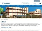 Top Pulp & Paper Machine Manufacturer & Supplier | Parason