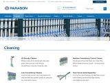 Pulp Cleaning Machine for Pulp & Paper Mills | Parason