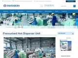 Pressurized Hot Disperser Unit – To Improve Paper Quality | Parason