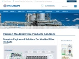 Complete Engineered Solutions For Molded Fiber Products
