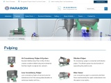 Pulping Solutions for Pulp and Paper Mills | Parason