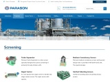 Excellent Pulp Screening Machines for Paper Mill | Parason
