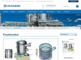Fractionator Pulp Making Machine for Mill | Parason