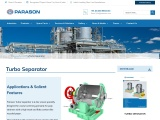 Turbo Separator Pulp Screening Equipment | Parason