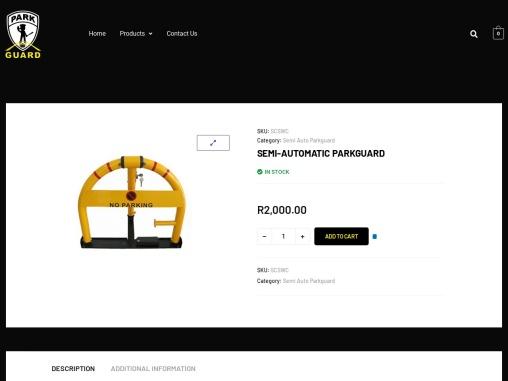 Semi Automatic Parkguard – Park Guard