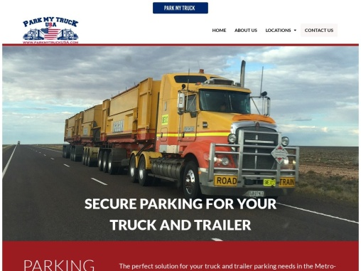 Park My Truck USA | Big Truck Parking, Atlanta
