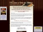 UTILISER LES SITES DES AUTRES