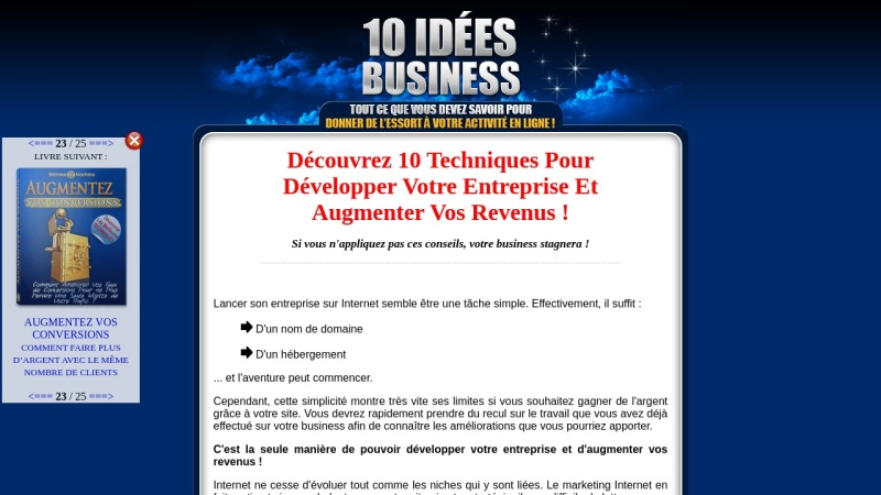 10 idees business + drm
