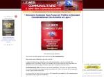 LE WEB COMMUNAUTAIRE  DRS