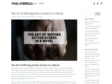 The Art of Writing Action Scenes in a Novel
