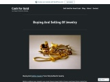 Buying and Selling Gold Jewelry – A Quick Guide